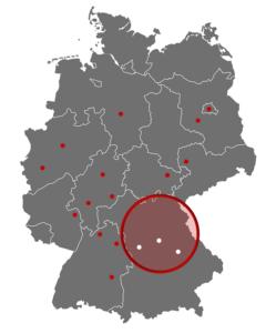 Nachfolge-Führungskraft ausbilden in Mittelfranken und ganz Bayern