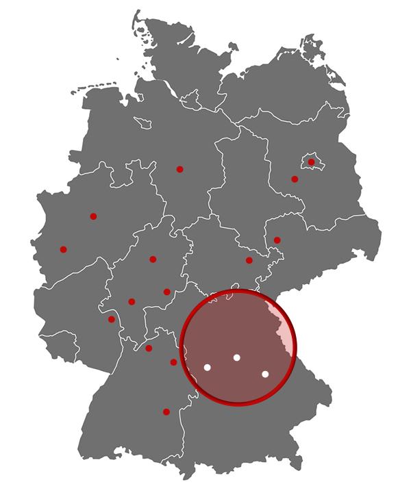 Unternehmensnachfolge in Nürnberg Mittelfranken Franken Bayern